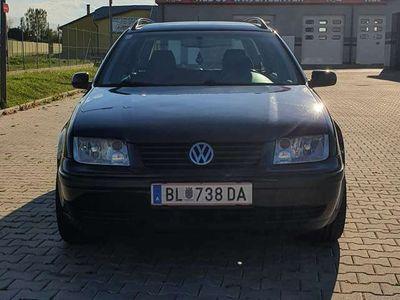 gebraucht VW Bora Variant Comfortline 1,9 TDI PD