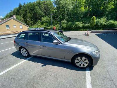 gebraucht BMW 318 3er-Reihe Kombi Diesel (E91) Fleet Touring
