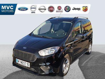 gebraucht Ford Tourneo Courier 1,5 TDCi Titanium Start/Stop