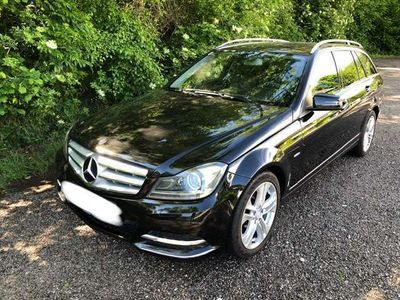 gebraucht Mercedes C300 T CDI Avantgarde A-Edition BlueEfficiency 4MATIC