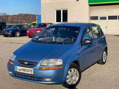 gebraucht Chevrolet Kalos 1,4 SX DOHC - Klima - Euro 3 - Export - Fahrbereit