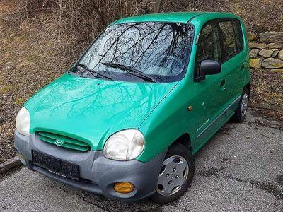 gebraucht Hyundai Atos 999ccm Klein-/ Kompaktwagen