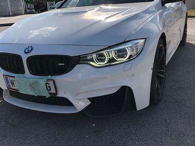 gebraucht BMW M4 4er-Reihe F82Garantie bis 05/2020 Sportwagen / Coupé