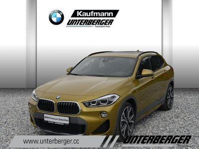 gebraucht BMW X2 xDrive20d M Sport X