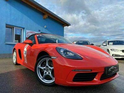 gebraucht Porsche 718 Boxster Cabrio DSG