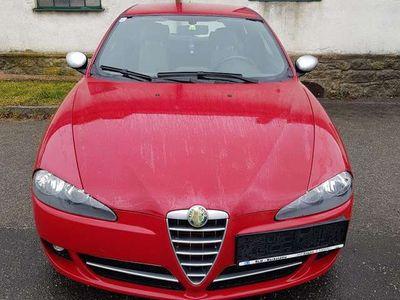 gebraucht Alfa Romeo 147 1,9 JTD Distinctive Klein-/ Kompaktwagen