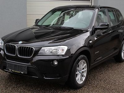 gebraucht BMW X3 xDrive20d Ö-Paket Aut. *1.Besitz*