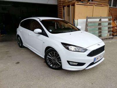 gebraucht Ford Focus 1,5 TDCi ST-Line