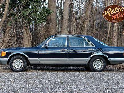 gebraucht Mercedes S280 SE - L@@K - gepflegte S-Klasse aus 1.Serie Limousine,