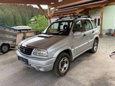 gebraucht Suzuki Grand Vitara Vitara2,0 TD SUV / Geländewagen