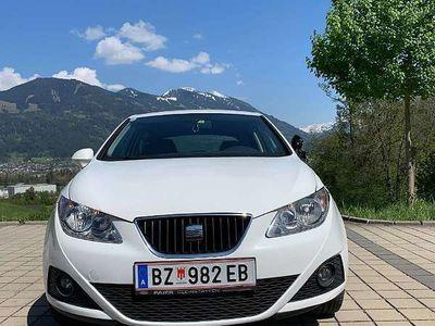 gebraucht Seat Ibiza SportCoupé Sport 1,6 TDI CR Klein-/ Kompaktwagen,