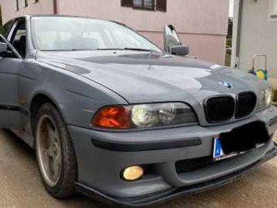 gebraucht BMW 528 5er-Reihe E39 Aut.