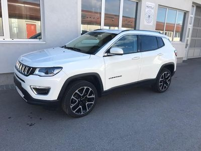 gebraucht Jeep Compass 2,0 MultiJet II AWD Limited 3x9650,-