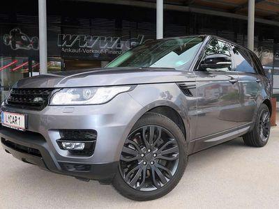 gebraucht Land Rover Range Rover Sport 3,0 SDV6 HSE, wenig KM, Service frisch, 21 Zoll, AHK !! SUV / Geländewagen