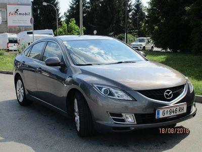 gebraucht Mazda 6 1.8i TE Limousine,
