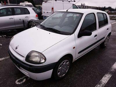 gebraucht Renault Clio 1.4 75PS *KLIMA* Klein-/ Kompaktwagen,