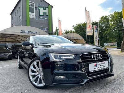 gebraucht Audi A5 Sportback 2,0 TDI Aut. 2x S line+Navi+Xenon+Leder-