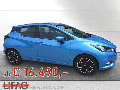 gebraucht Nissan Micra 1,0 Autom. N-Way *ab € 16.490,-*