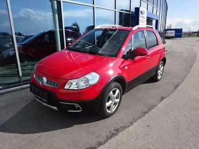 gebraucht Fiat Sedici 1,6 Emotion 120PS Benzin ALLRAD