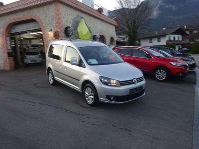 gebraucht VW Caddy Kombi Comfortline BMT 1,6 TDI DPF Kombi / Family Van