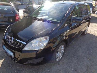 gebraucht Opel Zafira 1,9 CDTI Edition DPF 7 SITZE