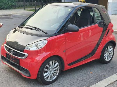 gebraucht Smart ForTwo Coupé Brabus 451 Klein-/ Kompaktwagen