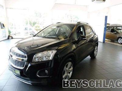 gebraucht Chevrolet Trax 1,4T ECO AWD LT SUV / Geländewagen,
