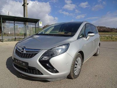 gebraucht Opel Zafira Tourer 1,4 Turbo Ecotec Cosmo Aut.