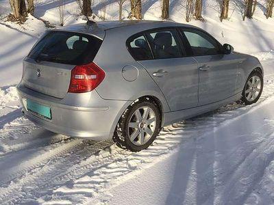 gebraucht BMW 116 1er-Reihe d Klein-/ Kompaktwagen,