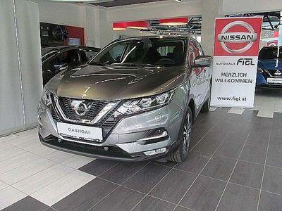 gebraucht Nissan Qashqai 1,3 DIG-T Acenta - SONDERPREIS SUV / Geländewagen