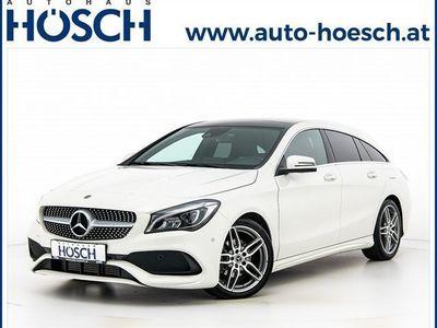 gebraucht Mercedes CLA200 Shooting Brake d AMG-Line Aut. LP: 51.750,-€