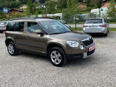 gebraucht Skoda Yeti 4x4 Ambition A 1,8 TSI SUV / Geländewagen