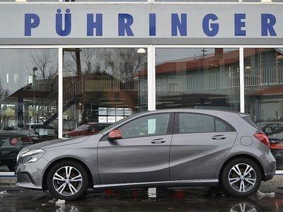 brugt Mercedes A180 A-Klassed BlueEfficiency Edition *Navi*Rückfahrka... Limousine,
