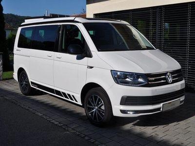 gebraucht VW California T 6.1Beach TDI 4mot. DSG ACC+DCC+AHV+NAVI+LED+STHZG+RFK