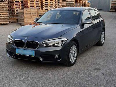 gebraucht BMW 116 1er EfficientDynamics Edition Advantage