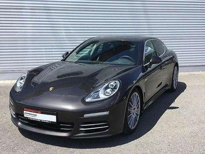 gebraucht Porsche Panamera 4S DSG