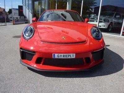 gebraucht Porsche 911 GT3 Clubsport Carbon Racing Sitze LED Scheinwerfer Liftsystem Unfallfrei!!! Sportwagen / Coupé,
