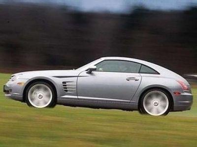 gebraucht Chrysler Crossfire Sportwagen / Coupé