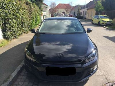 gebraucht VW Scirocco 2,0 TDI DPF