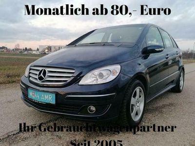 gebraucht Mercedes B180 B 180CDI A-Edition
