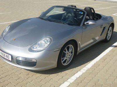 used Porsche Boxster 2,7 Cabrio / Roadster,