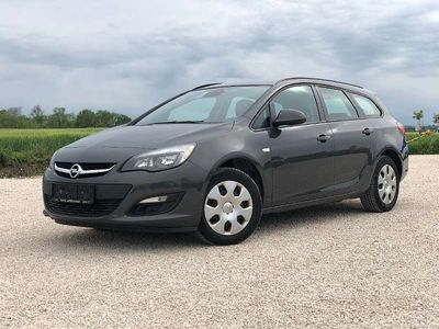 gebraucht Opel Astra ST 1,6 CDTI Ecotec Edition, 142,--/Monat Kombi / Family Van,