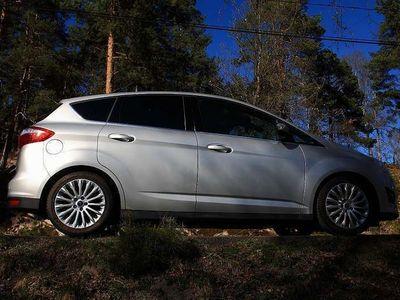 gebraucht Ford C-MAX TITANIUM 1.6 tdci Limousine,