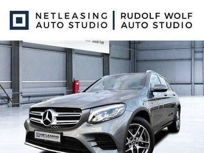 gebraucht Mercedes GLC220 d AMG Line 4Matic KeylessGo/Klima/LED/FIS Tempomat