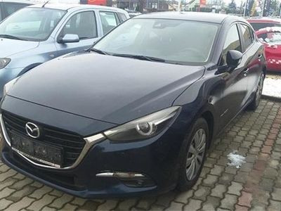 gebraucht Mazda 3 Sport G120 Revolution Aut. Navi