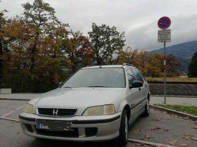 gebraucht Honda Civic Aerodeck 2,0i S TDS