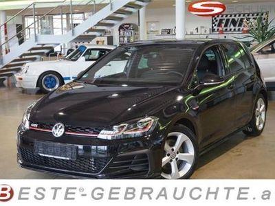 gebraucht VW Golf VII GTI 2.0 TSI BMT DSG