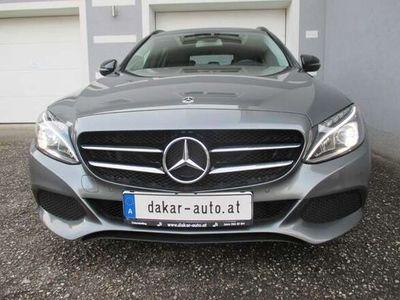 gebraucht Mercedes C220 T-Modell Avantgarde NAVI, AHK, LED, NIGHT PAKET,