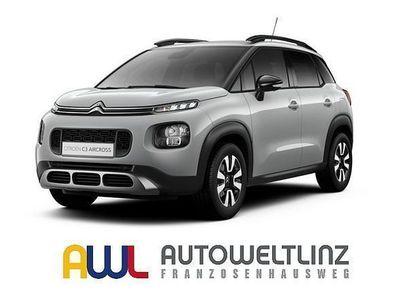 gebraucht Citroën C3 Aircross PureTech 130 S&S 6-Gang-Manuell Shine