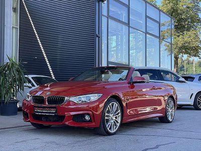 gebraucht BMW 440 i xDrive Cabrio M Sport Aut. Nackenwärmer